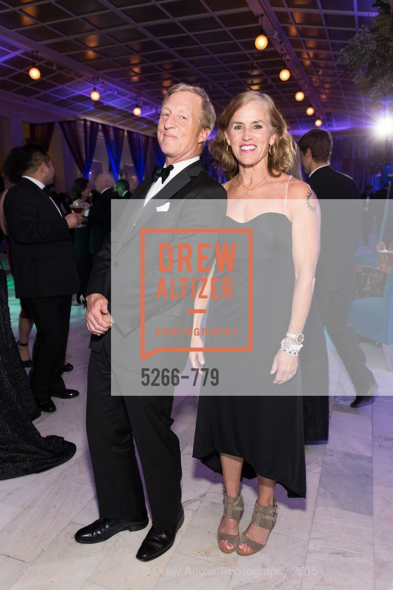 Tom Steyer, Kat Taylor, San Francisco Ballet 2015 Opening Night Gala, San Francisco City Hall. 1 Dr Carlton B Goodlett Pl, January 22nd, 2015,Drew Altizer, Drew Altizer Photography, full-service agency, private events, San Francisco photographer, photographer california
