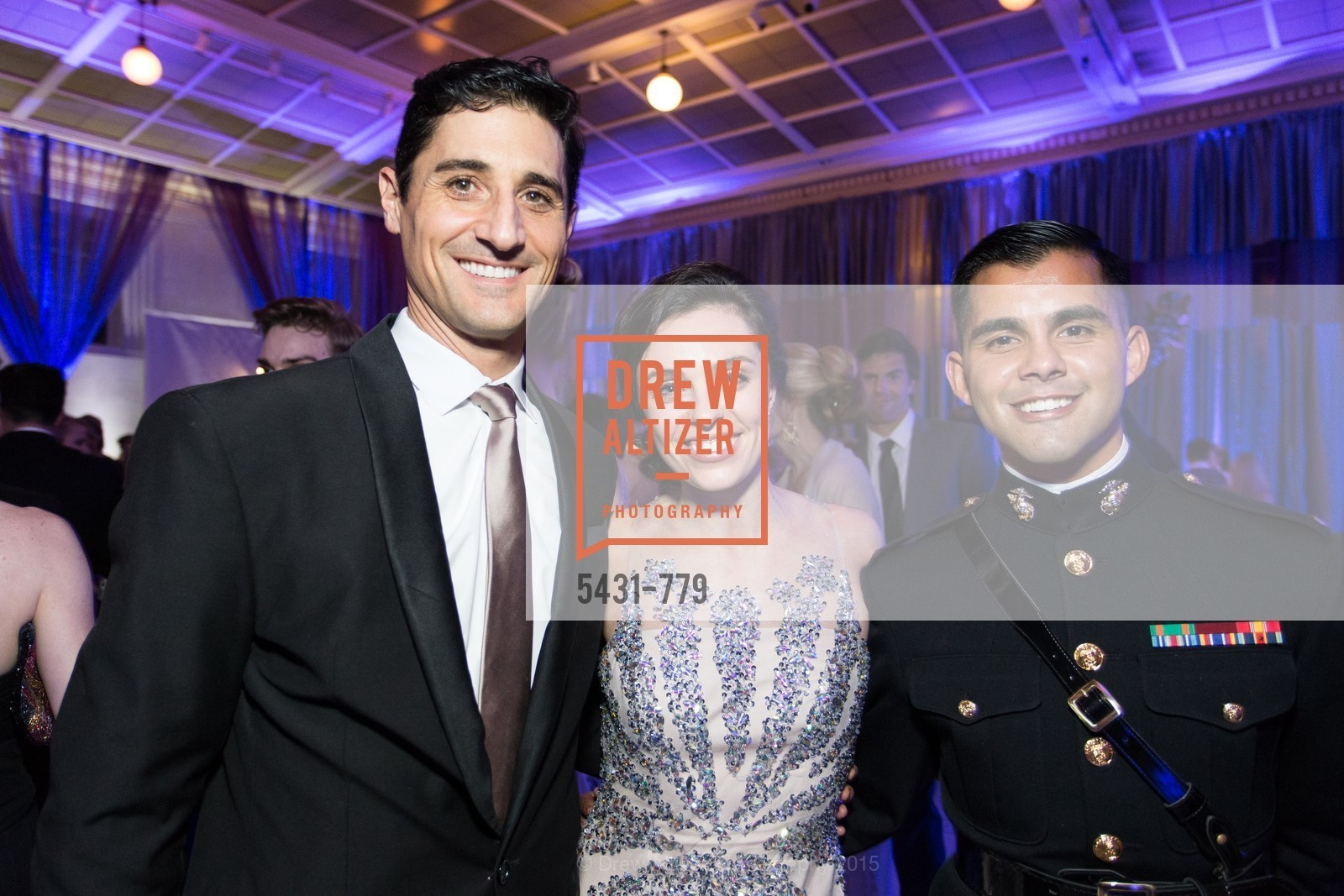 Robert Rugani, Shannon Rugani, Joseph Rocha, San Francisco Ballet 2015 Opening Night Gala, San Francisco City Hall. 1 Dr Carlton B Goodlett Pl, January 22nd, 2015,Drew Altizer, Drew Altizer Photography, full-service agency, private events, San Francisco photographer, photographer california