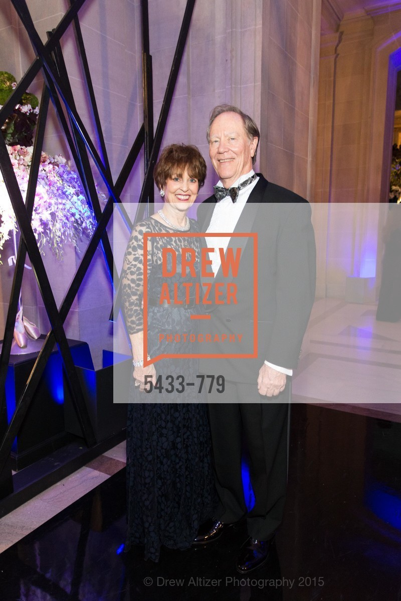 Suzanne Thornton, Charlie Thornton, San Francisco Ballet 2015 Opening Night Gala, San Francisco City Hall. 1 Dr Carlton B Goodlett Pl, January 22nd, 2015,Drew Altizer, Drew Altizer Photography, full-service agency, private events, San Francisco photographer, photographer california