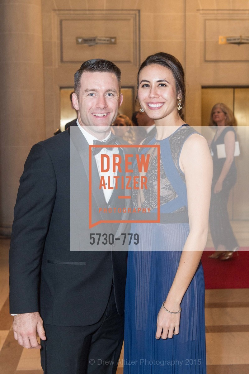Stefen Goyne, Lindsay Liebson, San Francisco Ballet 2015 Opening Night Gala, San Francisco City Hall. 1 Dr Carlton B Goodlett Pl, January 22nd, 2015,Drew Altizer, Drew Altizer Photography, full-service agency, private events, San Francisco photographer, photographer california