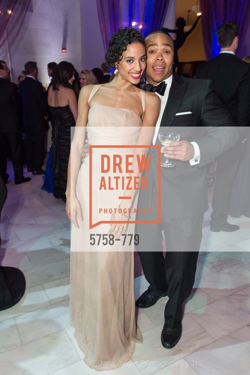 Kimberly Graylock, Rufus Olivier, San Francisco Ballet 2015 Opening Night Gala, San Francisco City Hall. 1 Dr Carlton B Goodlett Pl, January 22nd, 2015,Drew Altizer, Drew Altizer Photography, full-service agency, private events, San Francisco photographer, photographer california