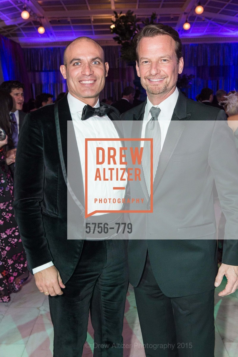 Bernard Fernandez, Dick Mordesovich, San Francisco Ballet 2015 Opening Night Gala, San Francisco City Hall. 1 Dr Carlton B Goodlett Pl, January 22nd, 2015,Drew Altizer, Drew Altizer Photography, full-service agency, private events, San Francisco photographer, photographer california