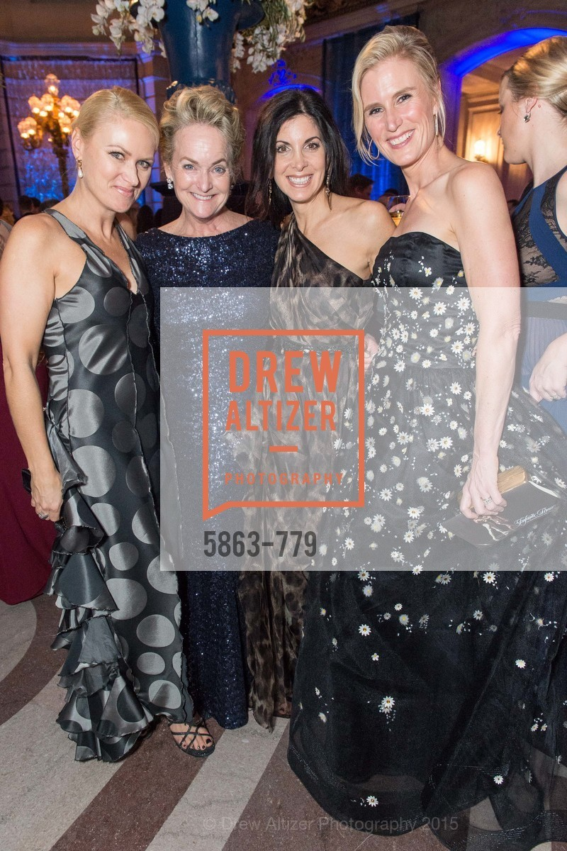 Maria Ralph, Shelby Strudwick, Alison Mauze, San Francisco Ballet 2015 Opening Night Gala, San Francisco City Hall. 1 Dr Carlton B Goodlett Pl, January 22nd, 2015,Drew Altizer, Drew Altizer Photography, full-service agency, private events, San Francisco photographer, photographer california