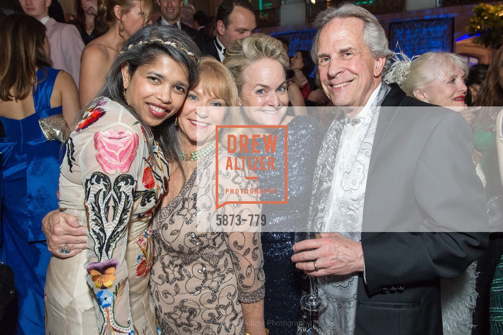 Deepa Pakianathan, Shelby Strudwick, San Francisco Ballet 2015 Opening Night Gala, San Francisco City Hall. 1 Dr Carlton B Goodlett Pl, January 22nd, 2015,Drew Altizer, Drew Altizer Photography, full-service agency, private events, San Francisco photographer, photographer california