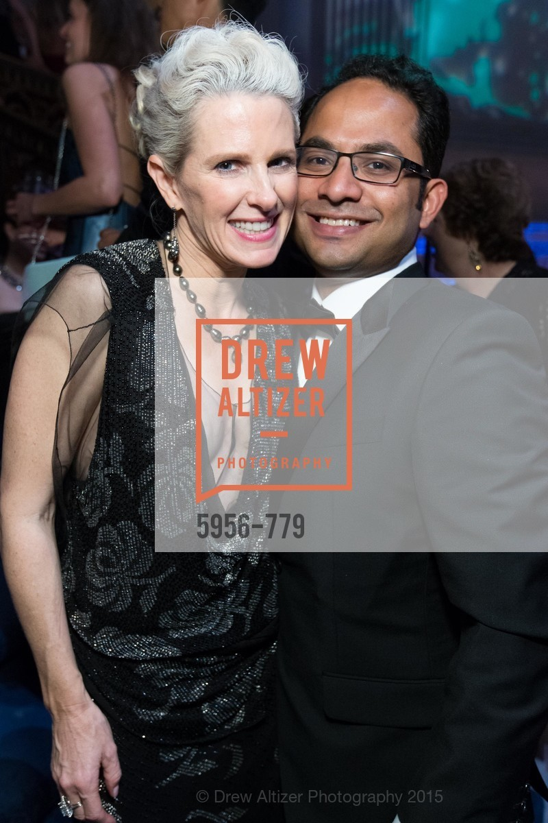 Marie Hurabiell, Mainul Mondal, San Francisco Ballet 2015 Opening Night Gala, San Francisco City Hall. 1 Dr Carlton B Goodlett Pl, January 22nd, 2015,Drew Altizer, Drew Altizer Photography, full-service agency, private events, San Francisco photographer, photographer california
