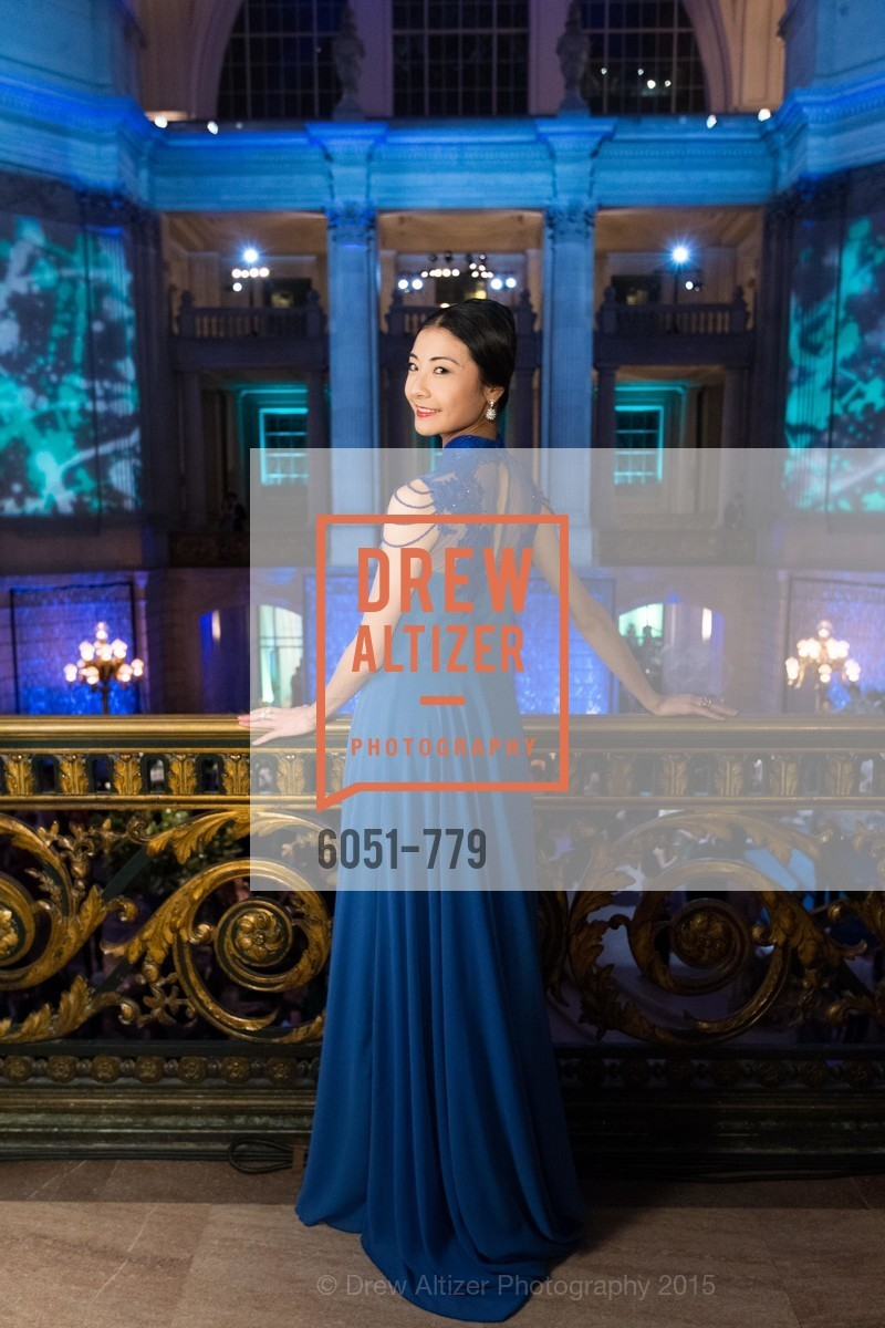 Yuan Yuan Tan, San Francisco Ballet 2015 Opening Night Gala, San Francisco City Hall. 1 Dr Carlton B Goodlett Pl, January 22nd, 2015,Drew Altizer, Drew Altizer Photography, full-service event agency, private events, San Francisco photographer, photographer California