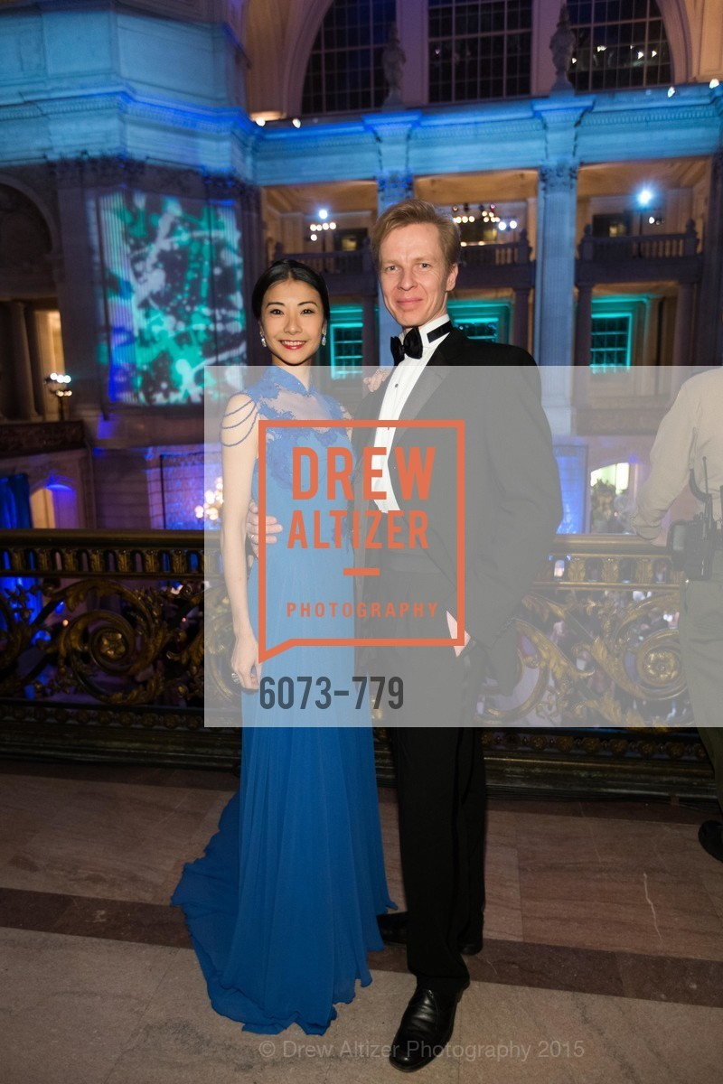 Yuan Yuan Tan, Tiit Helimets, San Francisco Ballet 2015 Opening Night Gala, San Francisco City Hall. 1 Dr Carlton B Goodlett Pl, January 22nd, 2015,Drew Altizer, Drew Altizer Photography, full-service agency, private events, San Francisco photographer, photographer california