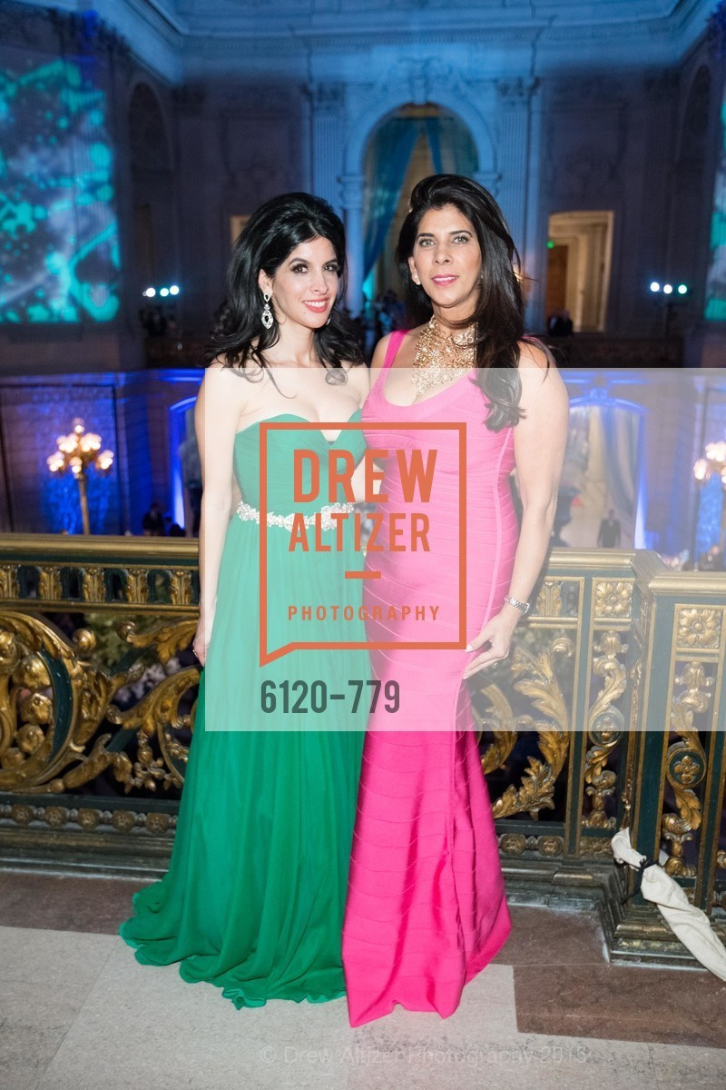 Veronica Rivas-Tramontozzi, Sujata Pherwani, San Francisco Ballet 2015 Opening Night Gala, San Francisco City Hall. 1 Dr Carlton B Goodlett Pl, January 22nd, 2015,Drew Altizer, Drew Altizer Photography, full-service agency, private events, San Francisco photographer, photographer california