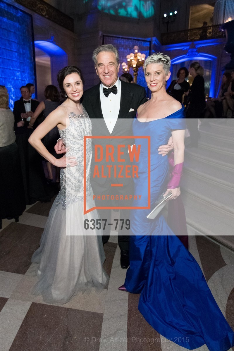 Shannon Rugani, Paul Pelosi, Patricia Kelly, San Francisco Ballet 2015 Opening Night Gala, San Francisco City Hall. 1 Dr Carlton B Goodlett Pl, January 22nd, 2015,Drew Altizer, Drew Altizer Photography, full-service event agency, private events, San Francisco photographer, photographer California
