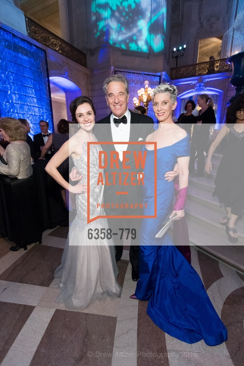 Shannon Rugani, Paul Pelosi, Patricia Kelly, San Francisco Ballet 2015 Opening Night Gala, San Francisco City Hall. 1 Dr Carlton B Goodlett Pl, January 22nd, 2015,Drew Altizer, Drew Altizer Photography, full-service agency, private events, San Francisco photographer, photographer california