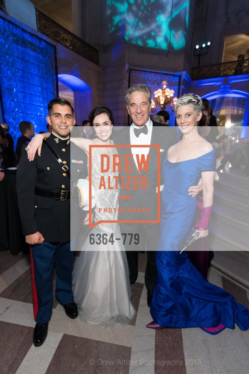 Joseph Rocha, Shannon Rugani, Paul Pelosi, Patricia Kelly, San Francisco Ballet 2015 Opening Night Gala, San Francisco City Hall. 1 Dr Carlton B Goodlett Pl, January 22nd, 2015,Drew Altizer, Drew Altizer Photography, full-service agency, private events, San Francisco photographer, photographer california