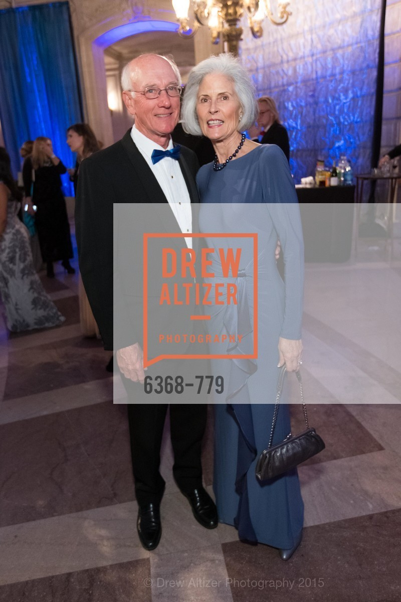 Kingsley Chatton, Antoinette Chatton, San Francisco Ballet 2015 Opening Night Gala, San Francisco City Hall. 1 Dr Carlton B Goodlett Pl, January 22nd, 2015,Drew Altizer, Drew Altizer Photography, full-service agency, private events, San Francisco photographer, photographer california
