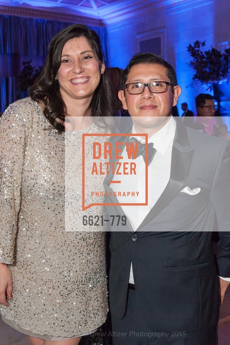 Michelle Zimmerman, Adrian Rodriguez, San Francisco Ballet 2015 Opening Night Gala, San Francisco City Hall. 1 Dr Carlton B Goodlett Pl, January 22nd, 2015,Drew Altizer, Drew Altizer Photography, full-service agency, private events, San Francisco photographer, photographer california