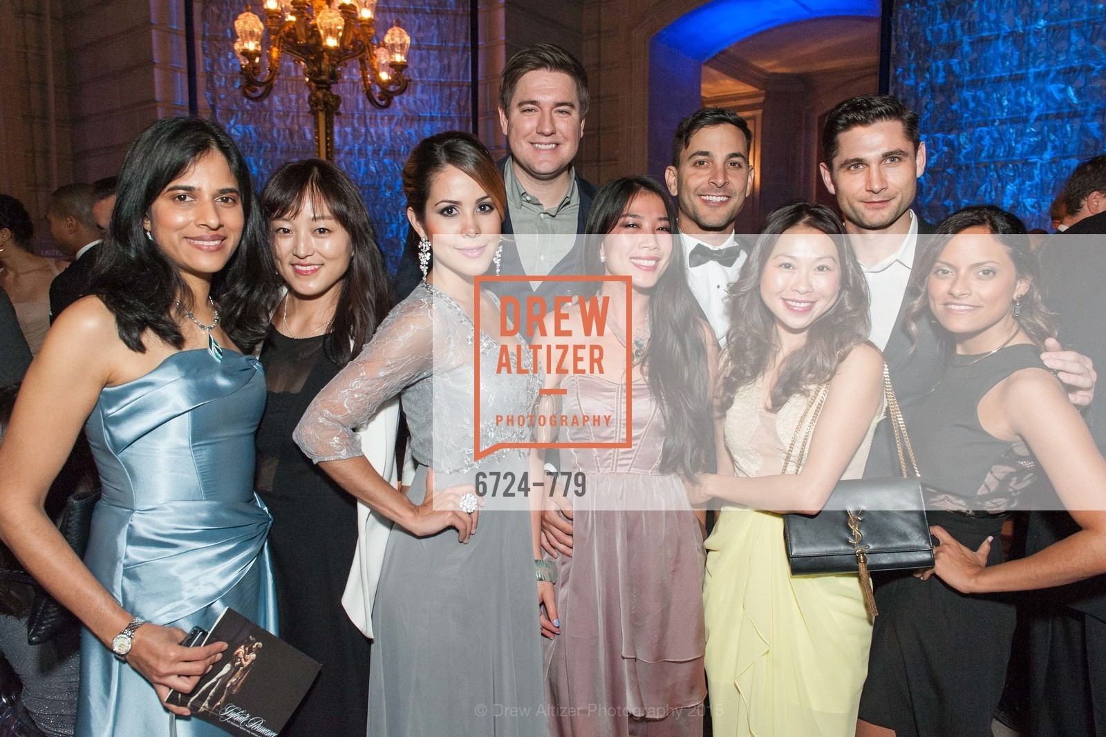 Nayana Ghanziwala, Mina Lee, Mike Borozzin, Beatriz Zeno, San Francisco Ballet 2015 Opening Night Gala, San Francisco City Hall. 1 Dr Carlton B Goodlett Pl, January 22nd, 2015,Drew Altizer, Drew Altizer Photography, full-service agency, private events, San Francisco photographer, photographer california