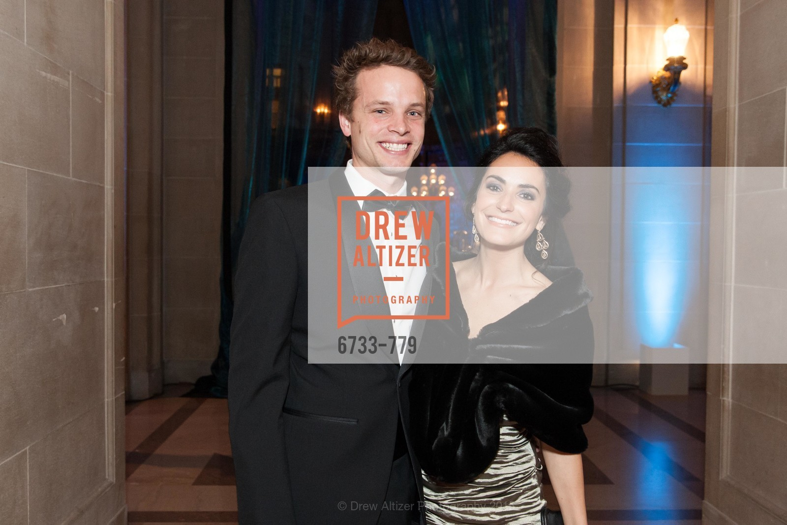 Bradley Popiolek, Mary Katherine Fixel, San Francisco Ballet 2015 Opening Night Gala, San Francisco City Hall. 1 Dr Carlton B Goodlett Pl, January 22nd, 2015,Drew Altizer, Drew Altizer Photography, full-service agency, private events, San Francisco photographer, photographer california