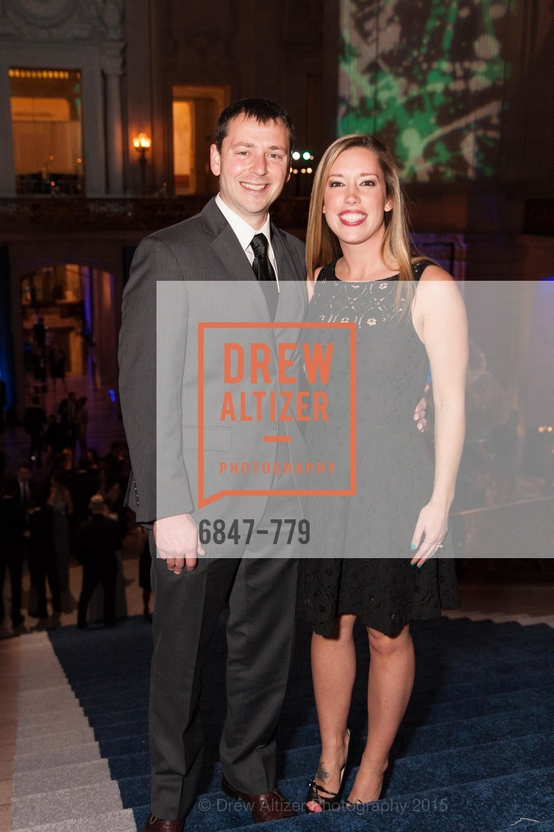 Anthony Larocca, Molly Larocca, San Francisco Ballet 2015 Opening Night Gala, San Francisco City Hall. 1 Dr Carlton B Goodlett Pl, January 22nd, 2015,Drew Altizer, Drew Altizer Photography, full-service agency, private events, San Francisco photographer, photographer california