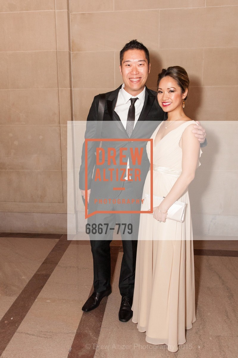 Lyle Fong, Tutram Nguyen, San Francisco Ballet 2015 Opening Night Gala, San Francisco City Hall. 1 Dr Carlton B Goodlett Pl, January 22nd, 2015,Drew Altizer, Drew Altizer Photography, full-service agency, private events, San Francisco photographer, photographer california