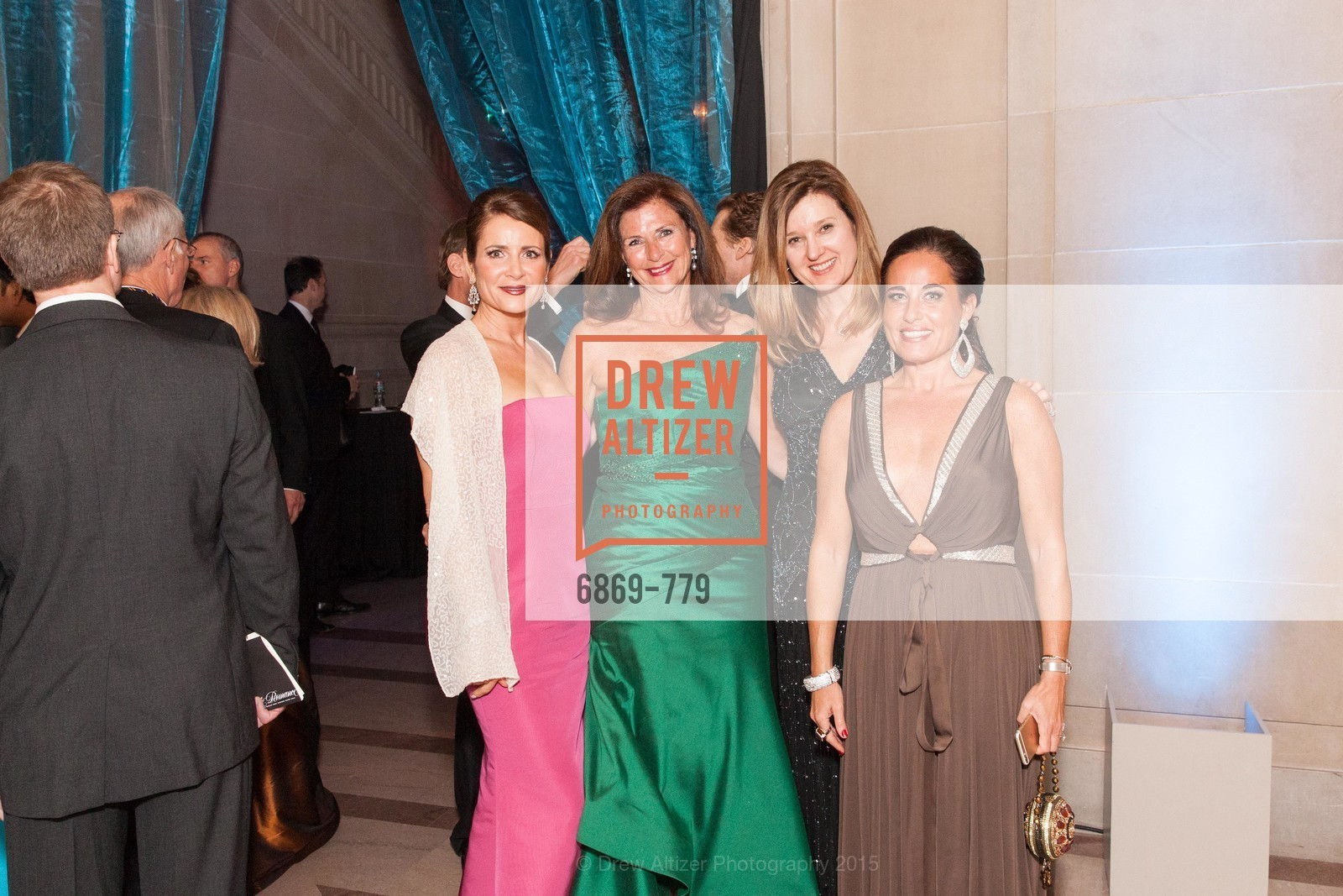 Michelle Ritchie, Linda Zider, Natalia Urrutia, San Francisco Ballet 2015 Opening Night Gala, San Francisco City Hall. 1 Dr Carlton B Goodlett Pl, January 22nd, 2015,Drew Altizer, Drew Altizer Photography, full-service event agency, private events, San Francisco photographer, photographer California