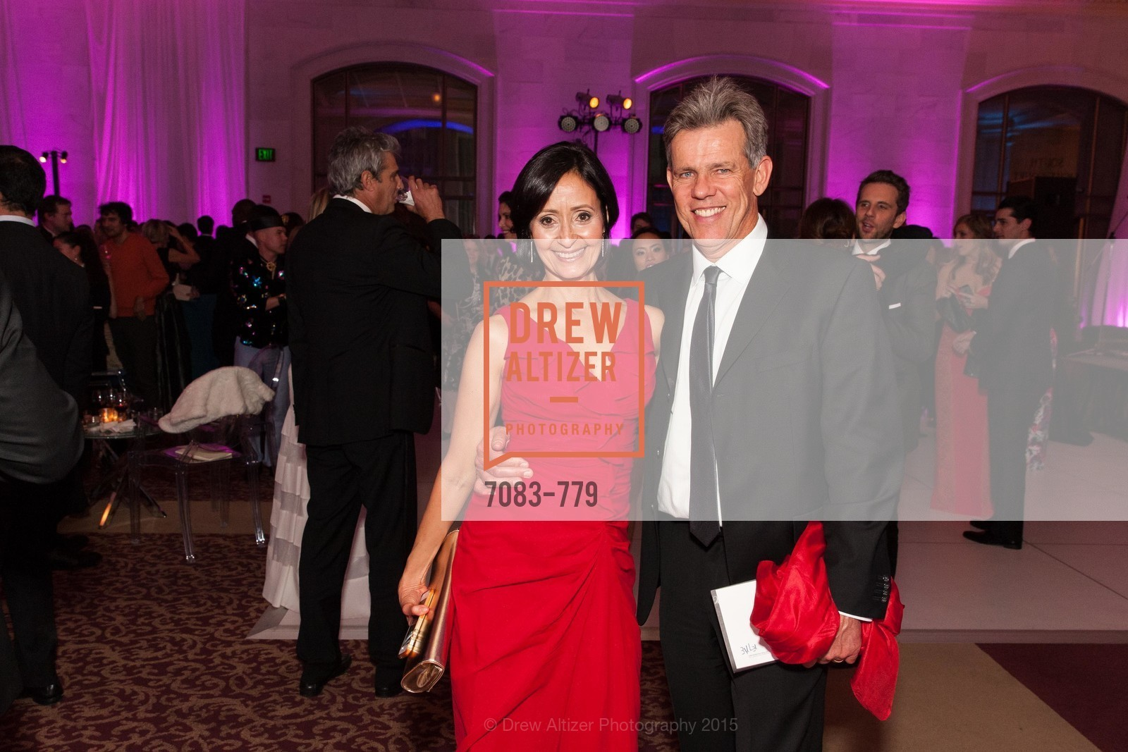 Rita Scott, Michael Scott, San Francisco Ballet 2015 Opening Night Gala, San Francisco City Hall. 1 Dr Carlton B Goodlett Pl, January 22nd, 2015,Drew Altizer, Drew Altizer Photography, full-service agency, private events, San Francisco photographer, photographer california