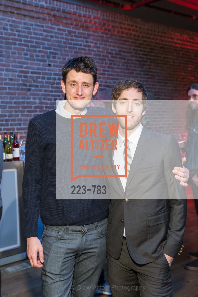 Zach Woods, Thomas Middleditch, HBO'S SILICON VALLEY San Francisco Screening, US, April 9th, 2015,Drew Altizer, Drew Altizer Photography, full-service agency, private events, San Francisco photographer, photographer california