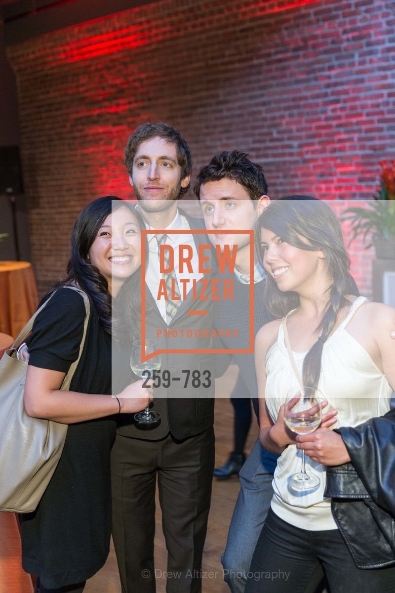 Joanne Yuan, Thomas Middleditch, Zach Woods, Nadia Eghbal, HBO'S SILICON VALLEY San Francisco Screening, US, April 9th, 2015,Drew Altizer, Drew Altizer Photography, full-service agency, private events, San Francisco photographer, photographer california