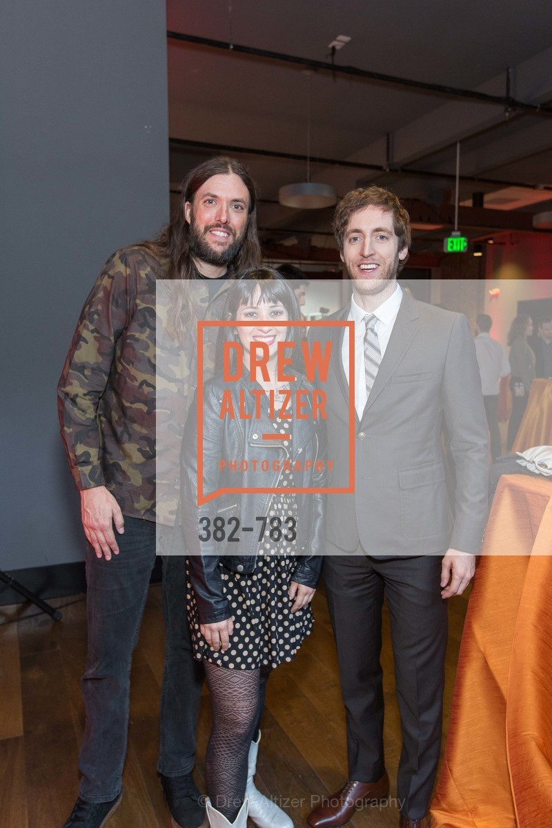 Chris Sullivan, Kate Ward, Thomas Middleditch, HBO'S SILICON VALLEY San Francisco Screening, US, April 9th, 2015,Drew Altizer, Drew Altizer Photography, full-service agency, private events, San Francisco photographer, photographer california