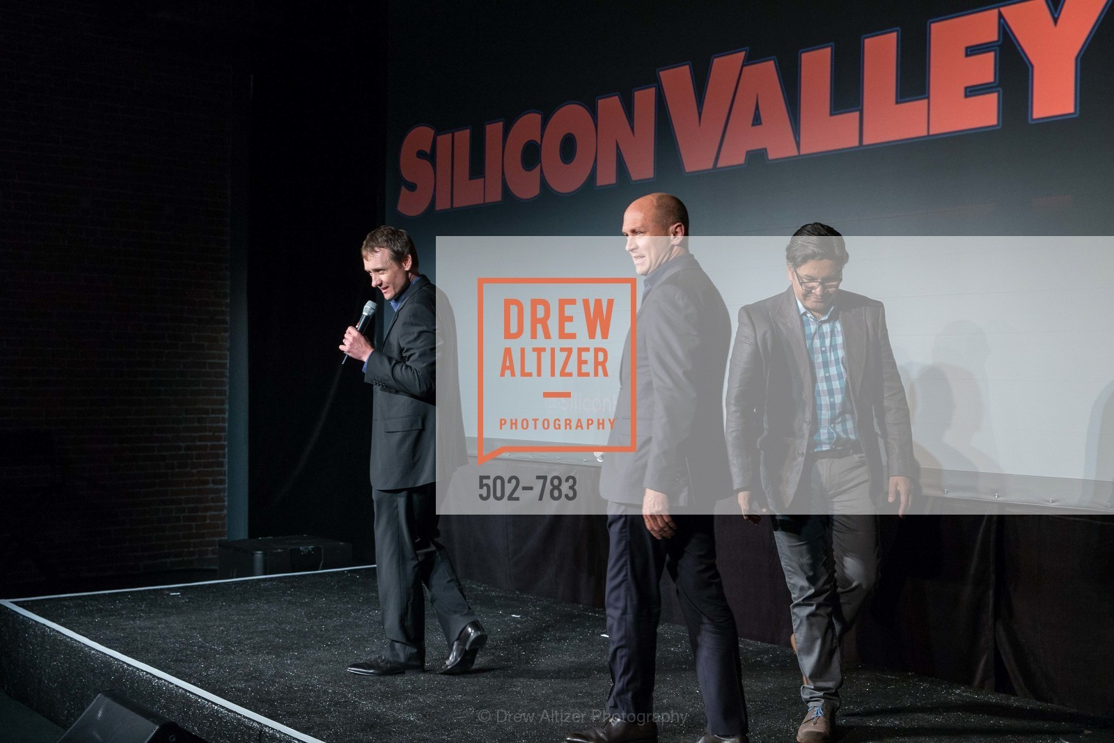 Alec Berg, Mike Judge, HBO'S SILICON VALLEY San Francisco Screening, US, April 8th, 2015,Drew Altizer, Drew Altizer Photography, full-service agency, private events, San Francisco photographer, photographer california