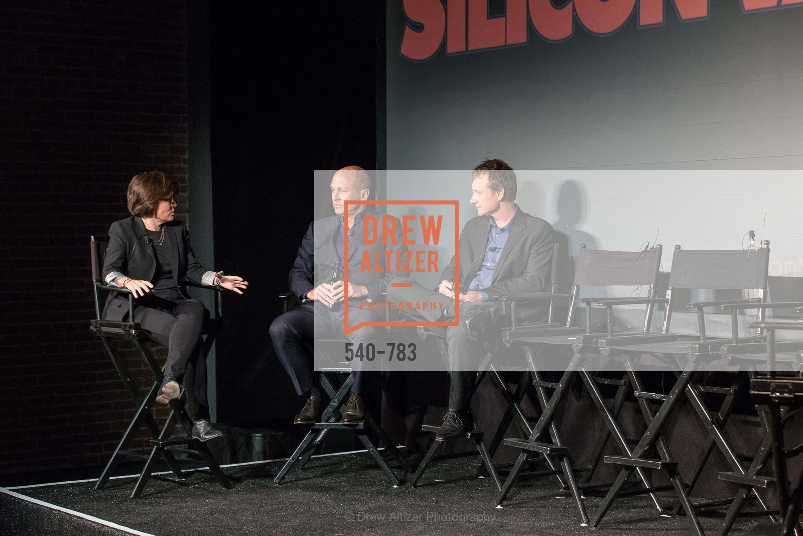 Kara Swisher, Mike Judge, Alec Berg, HBO'S SILICON VALLEY San Francisco Screening, US, April 9th, 2015,Drew Altizer, Drew Altizer Photography, full-service agency, private events, San Francisco photographer, photographer california
