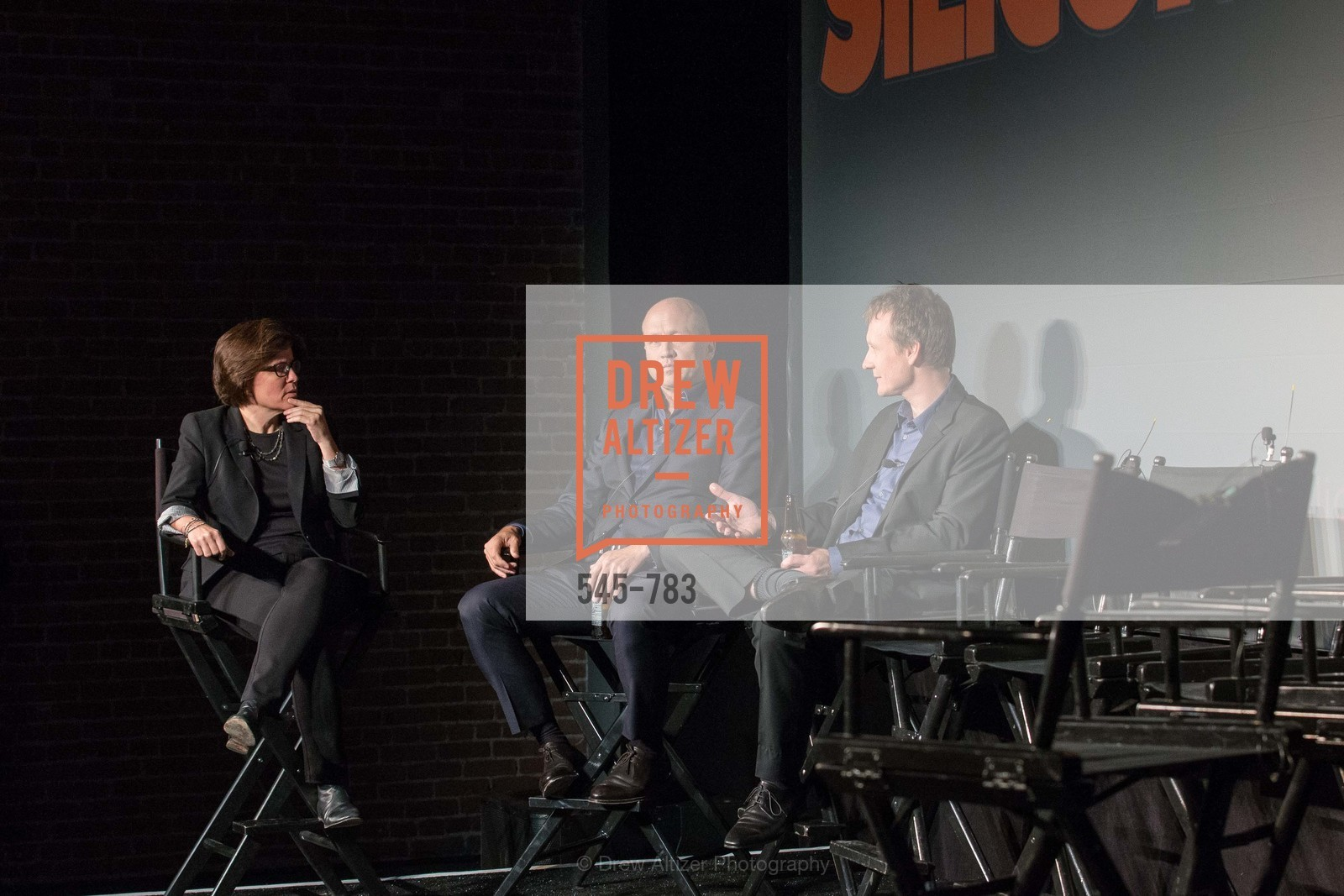 Kara Swisher, Mike Judge, Alec Berg, HBO'S SILICON VALLEY San Francisco Screening, US, April 8th, 2015,Drew Altizer, Drew Altizer Photography, full-service agency, private events, San Francisco photographer, photographer california
