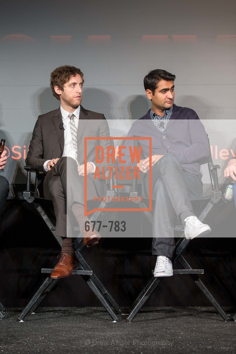 Thomas Middleditch, Kumail Nanjiani, HBO'S SILICON VALLEY San Francisco Screening, US, April 9th, 2015,Drew Altizer, Drew Altizer Photography, full-service agency, private events, San Francisco photographer, photographer california