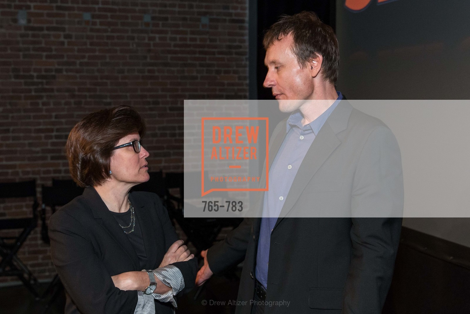 Kara Swisher, Alec Berg, HBO'S SILICON VALLEY San Francisco Screening, US, April 8th, 2015,Drew Altizer, Drew Altizer Photography, full-service agency, private events, San Francisco photographer, photographer california