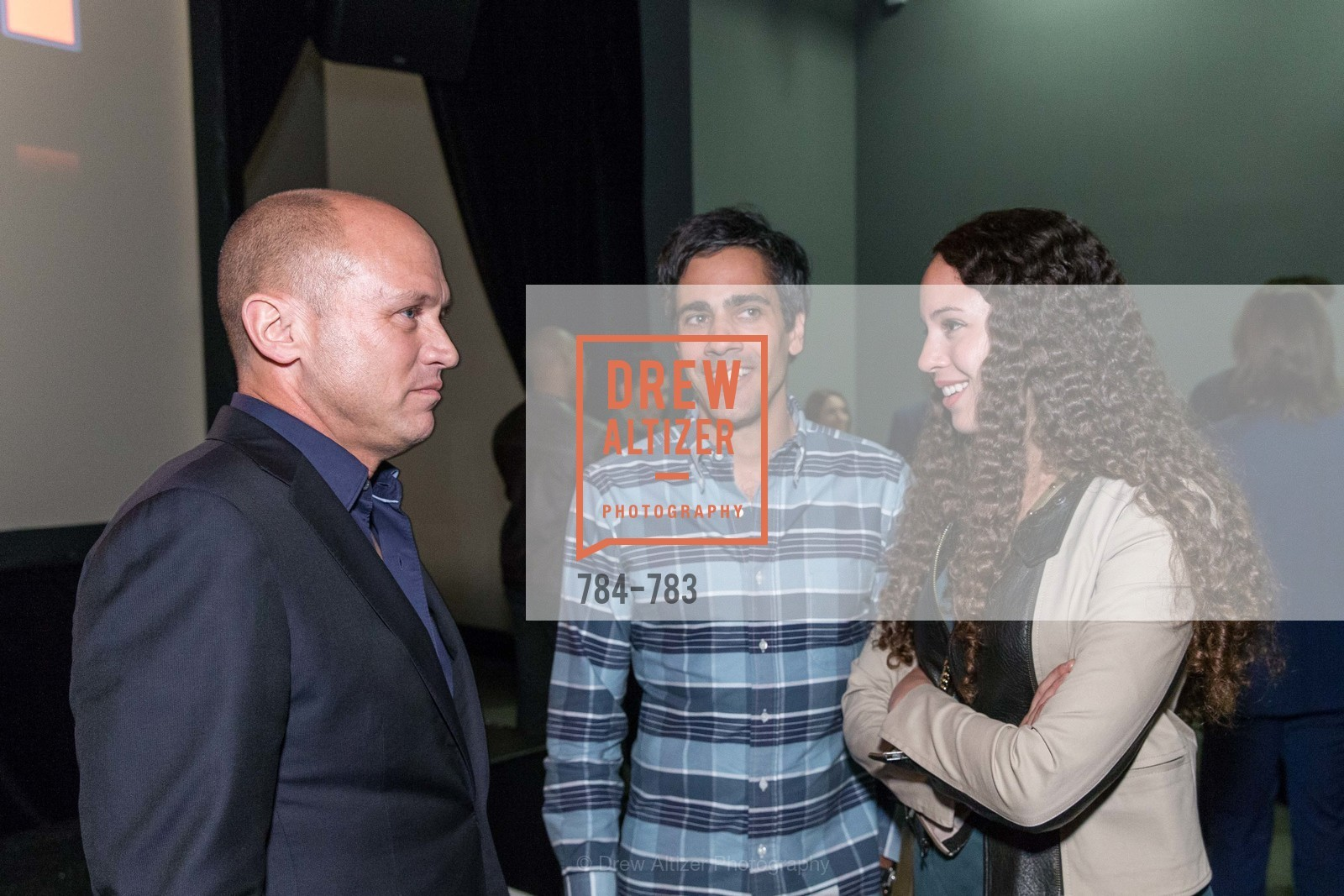 Mike Judge, Jeremy Stoppelman, Kelcey Morton, HBO'S SILICON VALLEY San Francisco Screening, US, April 9th, 2015,Drew Altizer, Drew Altizer Photography, full-service agency, private events, San Francisco photographer, photographer california