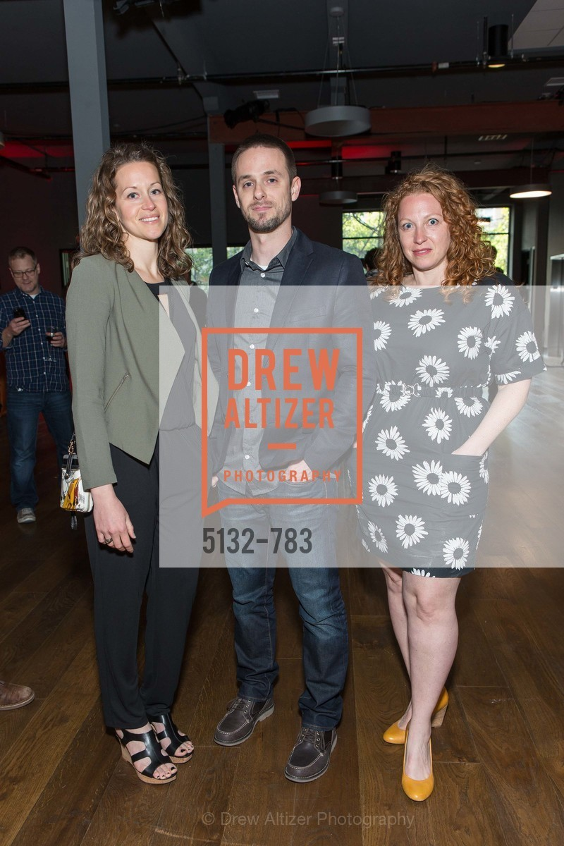 Kathy Velasquez, Matt Cinque, Leila Velasquez, HBO'S SILICON VALLEY San Francisco Screening, US, April 9th, 2015,Drew Altizer, Drew Altizer Photography, full-service agency, private events, San Francisco photographer, photographer california