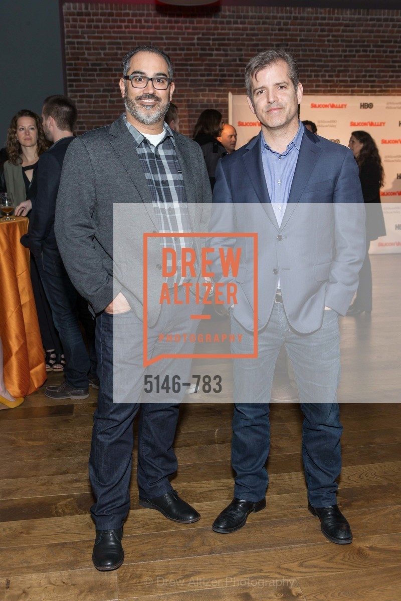 Jason Luster, John Zissimos, HBO'S SILICON VALLEY San Francisco Screening, US, April 9th, 2015,Drew Altizer, Drew Altizer Photography, full-service agency, private events, San Francisco photographer, photographer california