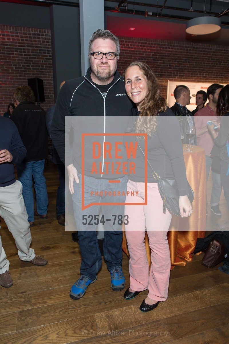 Ari Gesher, Nicole Gesher, HBO'S SILICON VALLEY San Francisco Screening, US, April 8th, 2015,Drew Altizer, Drew Altizer Photography, full-service agency, private events, San Francisco photographer, photographer california
