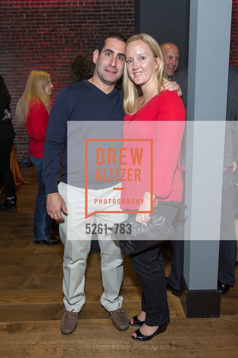 Dan Berlin, Melissa Skinner, HBO'S SILICON VALLEY San Francisco Screening, US, April 9th, 2015