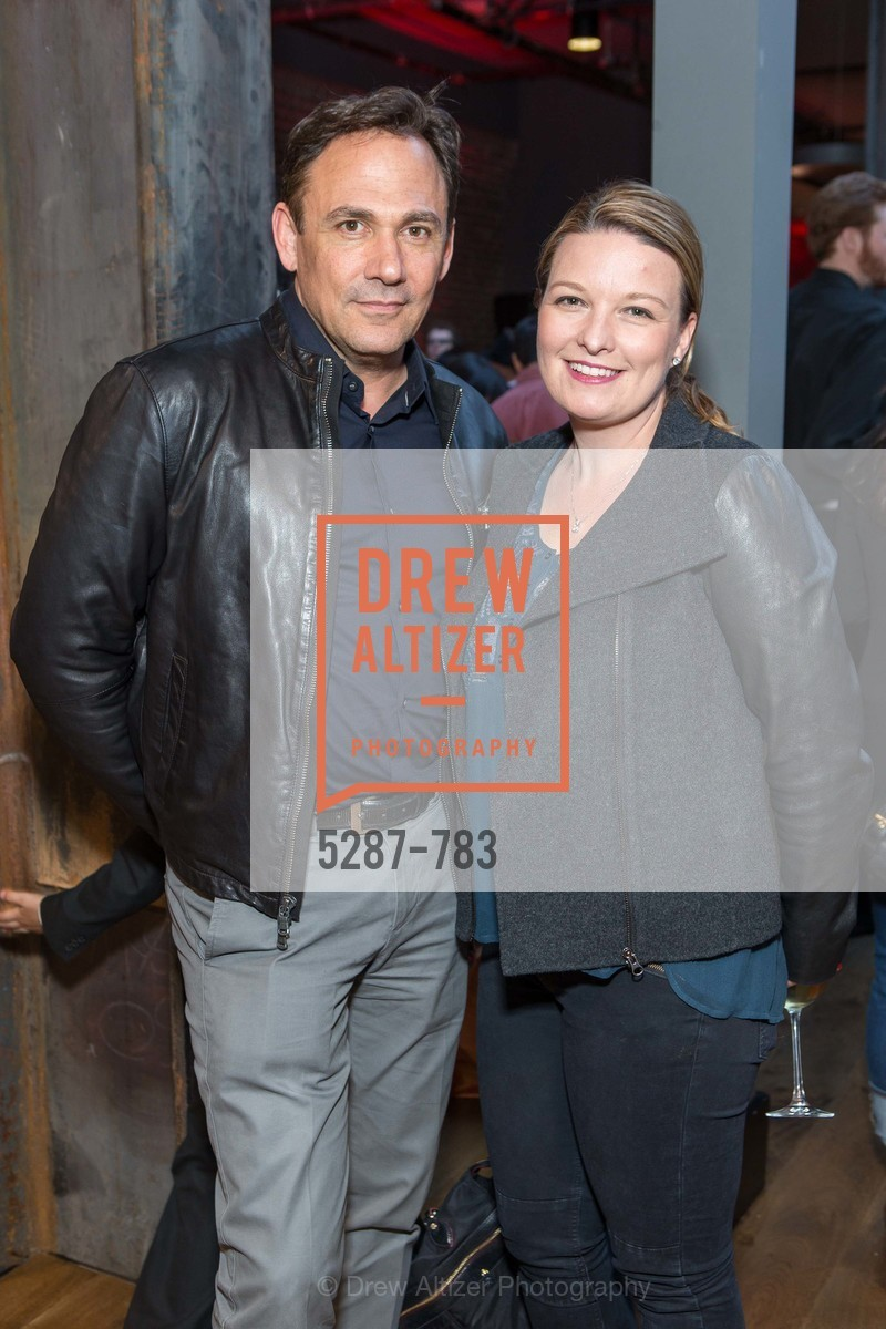 Scott Fairbanks, Elizabeth Oken, HBO'S SILICON VALLEY San Francisco Screening, US, April 8th, 2015,Drew Altizer, Drew Altizer Photography, full-service agency, private events, San Francisco photographer, photographer california