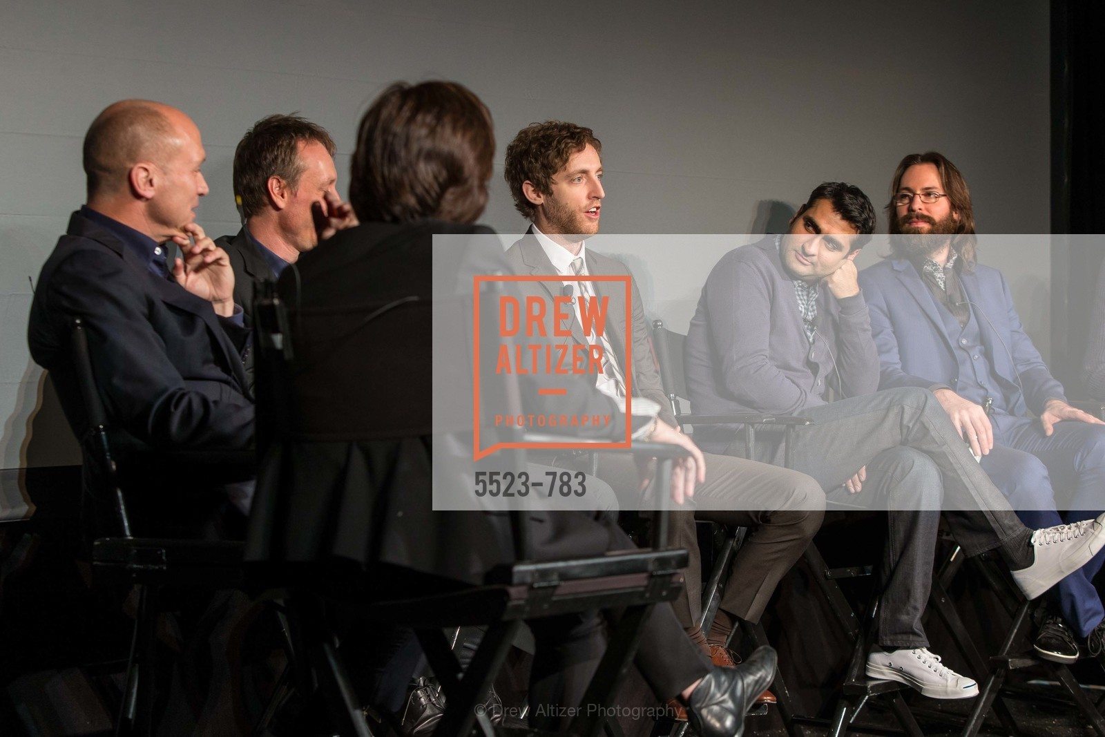 Thomas Middleditch, Kumail Nanjiani, Martin Starr, HBO'S SILICON VALLEY San Francisco Screening, US, April 9th, 2015,Drew Altizer, Drew Altizer Photography, full-service agency, private events, San Francisco photographer, photographer california