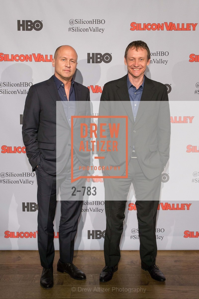 Mike Judge, Alec Berg, HBO'S SILICON VALLEY San Francisco Screening, US, April 9th, 2015,Drew Altizer, Drew Altizer Photography, full-service agency, private events, San Francisco photographer, photographer california