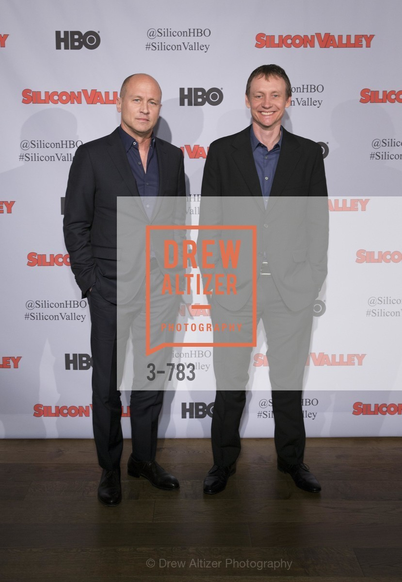 Mike Judge, Alec Berg, HBO'S SILICON VALLEY San Francisco Screening, US, April 9th, 2015,Drew Altizer, Drew Altizer Photography, full-service event agency, private events, San Francisco photographer, photographer California