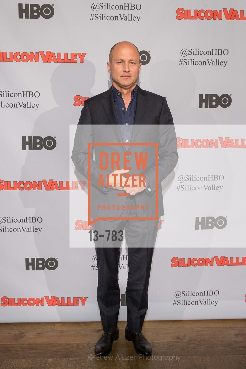 Mike Judge, HBO'S SILICON VALLEY San Francisco Screening, US, April 9th, 2015