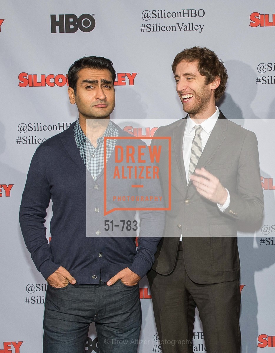 Kumail Nanjiani, Thomas Middleditch, Zach Woods, Martin Starr, HBO'S SILICON VALLEY San Francisco Screening, US, April 9th, 2015,Drew Altizer, Drew Altizer Photography, full-service agency, private events, San Francisco photographer, photographer california