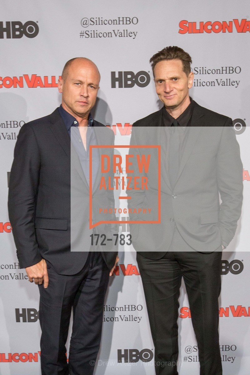 Mike Judge, Matt Ross, HBO'S SILICON VALLEY San Francisco Screening, US, April 9th, 2015,Drew Altizer, Drew Altizer Photography, full-service agency, private events, San Francisco photographer, photographer california