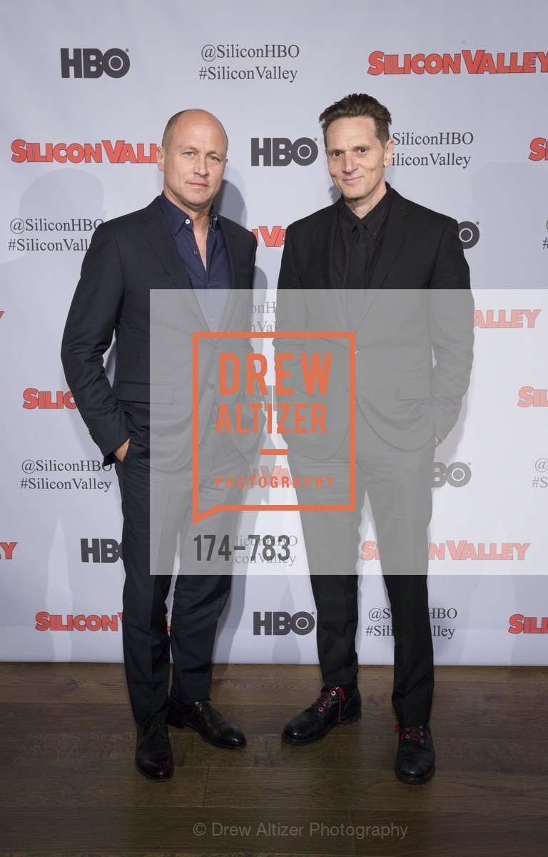Mike Judge, Matt Ross, HBO'S SILICON VALLEY San Francisco Screening, US, April 9th, 2015