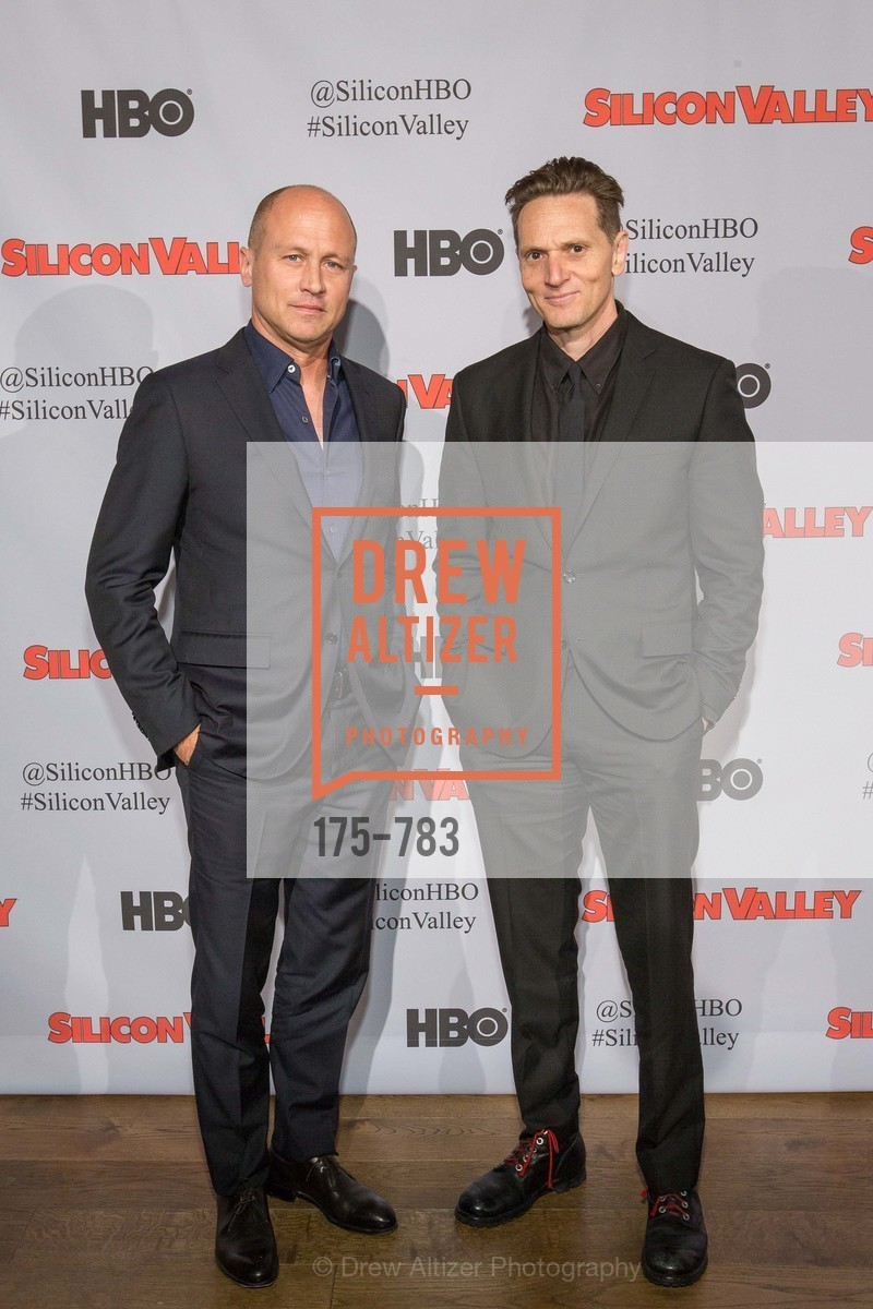 Mike Judge, Matt Ross, HBO'S SILICON VALLEY San Francisco Screening, US, April 8th, 2015,Drew Altizer, Drew Altizer Photography, full-service agency, private events, San Francisco photographer, photographer california