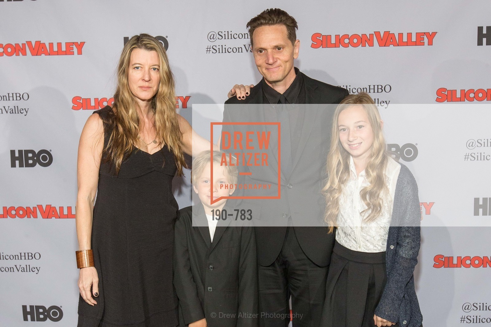 Phyllis Grant, Dash Ross, Matt Ross, Bella Ross, HBO'S SILICON VALLEY San Francisco Screening, US, April 9th, 2015,Drew Altizer, Drew Altizer Photography, full-service agency, private events, San Francisco photographer, photographer california