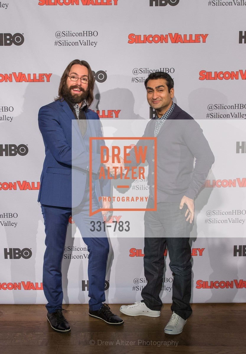 Martin Starr, Kumail Nanjiani, HBO'S SILICON VALLEY San Francisco Screening, US, April 8th, 2015,Drew Altizer, Drew Altizer Photography, full-service agency, private events, San Francisco photographer, photographer california