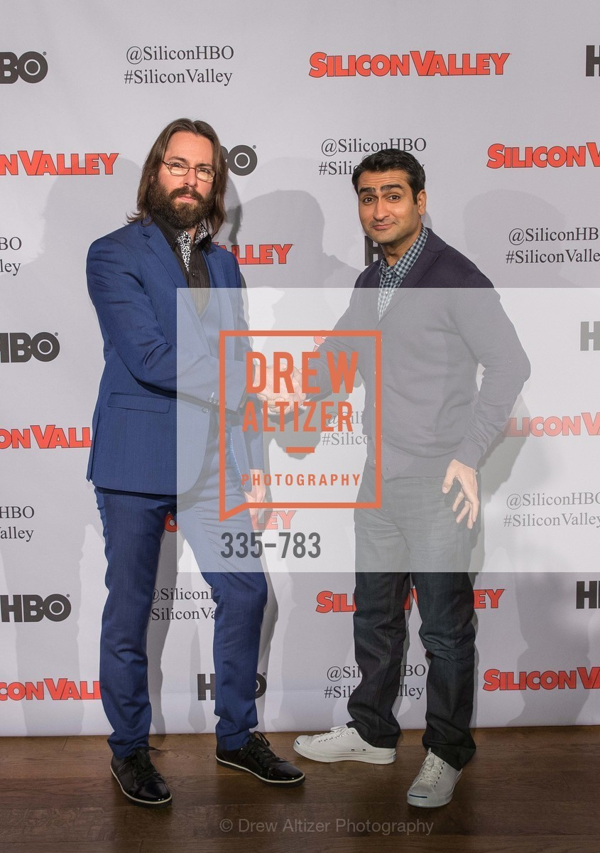 Martin Starr, Kumail Nanjiani, HBO'S SILICON VALLEY San Francisco Screening, US, April 9th, 2015,Drew Altizer, Drew Altizer Photography, full-service agency, private events, San Francisco photographer, photographer california