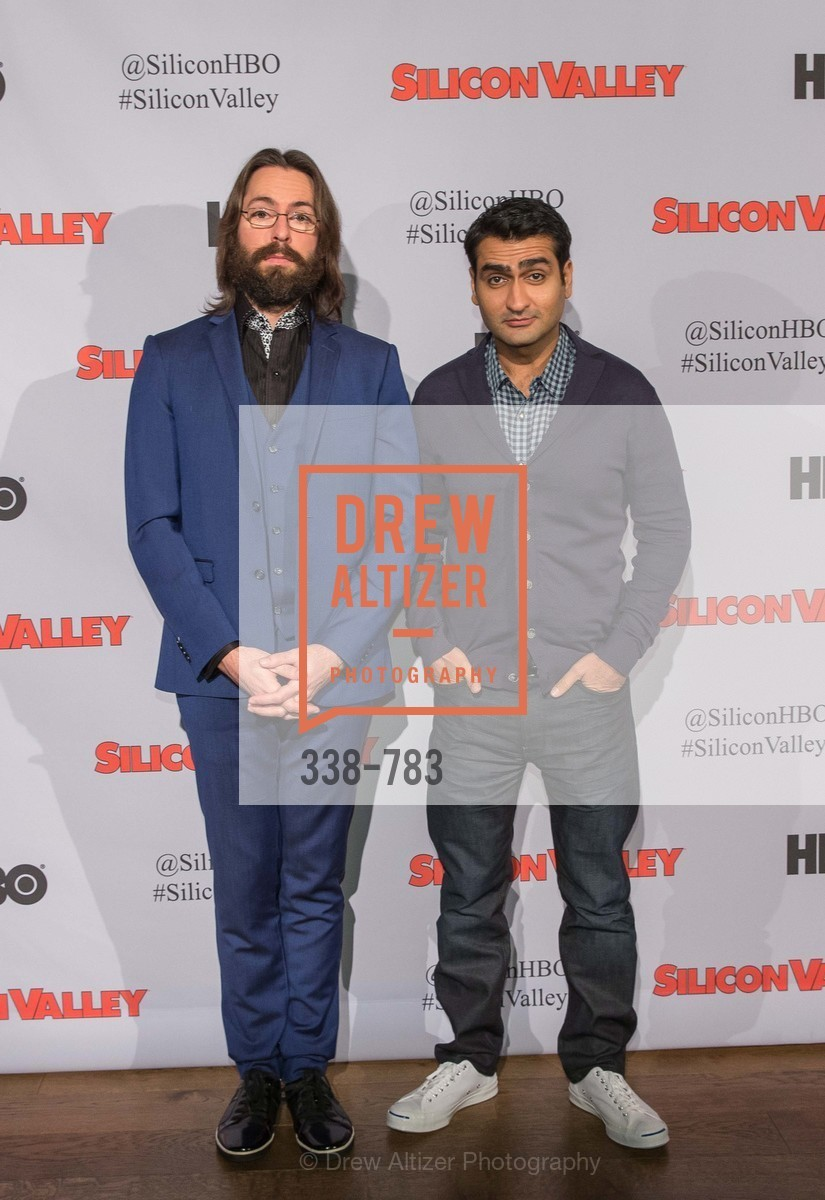 Martin Starr, Kumail Nanjiani, HBO'S SILICON VALLEY San Francisco Screening, US, April 9th, 2015,Drew Altizer, Drew Altizer Photography, full-service event agency, private events, San Francisco photographer, photographer California