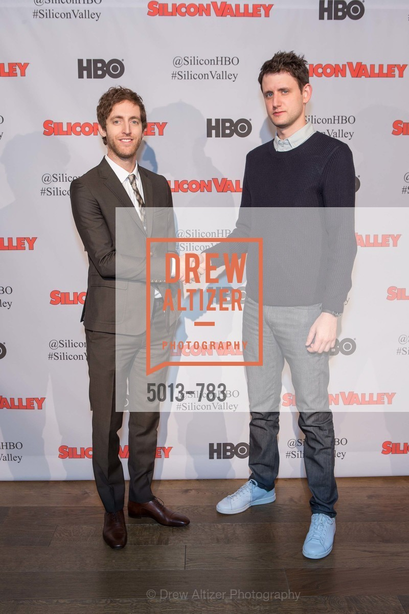Thomas Middleditch, Zach Woods, HBO'S SILICON VALLEY San Francisco Screening, US, April 8th, 2015,Drew Altizer, Drew Altizer Photography, full-service agency, private events, San Francisco photographer, photographer california